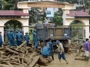 Sơn La, Yên Bái thiệt hại nặng nề sau lũ