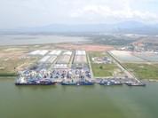 Hoàn thành dự án mở rộng cảng Chu Lai