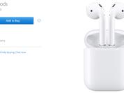 Apple bắt đầu bán tai nghe không dây AirPods, giá 159 USD