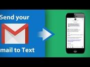 Gửi email tới số điện thoại di động:Tại sao không?