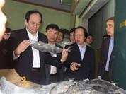 Bộ trưởng Mai Tiến Dũng: Không còn hải sản không an toàn