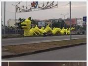 """Chiều dư luận, Hải Phòng sửa """"rồng đầu... pikachu"""""""