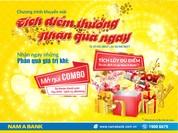 NamA Bank triển khai khuyến mãi lớn cho tân xuân Đinh Dậu