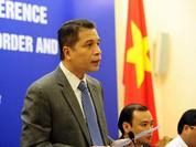 Hoạt động bồi đắp của Việt Nam tại Biển Đông là hoàn toàn bình thường