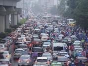 Hà Nội lập tổ xử lý nhanh bất cập về giao thông dịp Tết