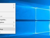 Cách thay đổi độ phân giải màn hình trên Windows 10
