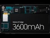 Thời lượng pin Galaxy S7 và S7 Edge giảm 10% khi lên đời Android 7.0
