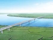Chốt 31/12/2017 hoàn thành dự án cầu Hưng Hà và đường nối hai cao tốc