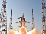 Ấn Độ lập kỷ lục phóng thành công 104 vệ tinh vào không gian