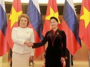 Việt - Nga thúc đẩy Hiệp định thương mại tự do giữa Việt Nam và EAEU
