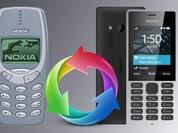 Nokia 3310 dùng nền tảng Series 30+, nhiều màu, có thể thay vỏ lưng