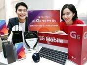LG bán sạch 40.000 LG G6 trong 4 ngày