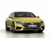 Volkswagen Arteon - đối thủ của BMW serie 4 Gran Coupe