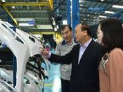 Thủ tướng biểu dương Huyndai Thành Công trong công nghiệp phát triển ô tô
