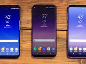 Apple và Google đều copy thiết kế Galaxy S8 của Samsung
