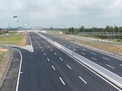 140.116 tỷ đồng cho giai đoạn I dự án Cao tốc Bắc - Nam