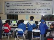 Bộ TT&TT hỗ trợ thiết lập 500 điểm cung cấp dịch vụ truy nhập Internet