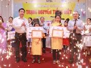 """Hơn 150 học sinh được vinh danh """"Trạng Nguyên Tiếng Việt"""""""