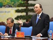 Thủ tướng trả lời chất vấn về chính sách cán bộ