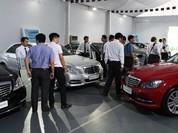 Doanh số bán ô tô tháng 4/2017 giảm 18%