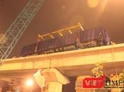 Từ 20/5, người dân sẽ tận mắt thấy đoàn tàu Cát Linh - Hà Đông