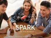 DJI ra flycam Spark: nhỏ gọn và giá rẻ hơn