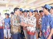 695 ngư dân Việt Nam bị Indonesia bắt giữ về nước an toàn