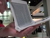 Màn hình E Ink 10.2 inch gấp gọn như cuốn sách