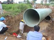 Đường ống nước sông Đà gặp sự cố lần thứ 21