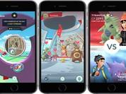 Pokemon Go cho đánh 'quái khủng' trong bản cập nhật mới