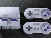 Super NES Classic giá 80 USD, lên kệ tháng 9