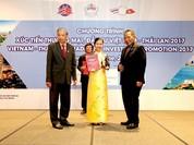 Nam A Bank - Top 10 doanh nghiệp ASEAN tiêu biểu 2017
