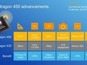 Qualcomm giới thiệu chip mới Snapdragon 450: 14nm, hỗ trợ camera kép và pin tốt
