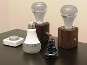 Đèn thông minh tích hợp camera đầu tiên trên thế giới