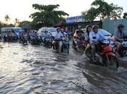 TP. HCM chống ngập: 1000 tỷ xây hồ điều tiết