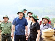 Bão lũ khiến người dân Yên Bái thiệt hại 50 tỷ đồng
