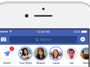Tính năng Stories của Facebook sắp có trên phiên bản desktop