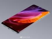 Lộ ảnh Xiaomi Mi Mix 2, gần như không còn viền nữa