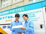 Viettel Post báo thu gần 2.000 tỷ trong 6 tháng đầu 2017