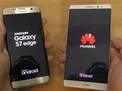 Samsung thua kiện Huawei tại Trung Quốc
