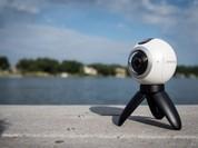 App tương thích camera Gear 360 đã có mặt trên Google Play