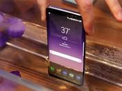 Người dùng than phiền màn hình Galaxy S8 bị ám đỏ