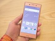 Chiêm ngưỡng Sony Xperia XZ Premium màu hồng vàng
