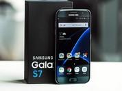 Galaxy S7 là smartphone được sử dụng phổ biến nhất hiện nay