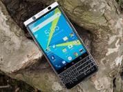 Ngạc nhiên với thời lượng pin BlackBerry KEYone
