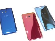 Video trên tay HTC U 11