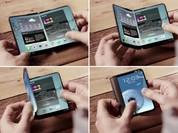 Lý do Samsung trì hoãn dự án điện thoại màn hình uốn gập