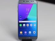 Galaxy J5 và J7 (2017) lộ diện trong một video trên tay