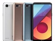 LG ra mắt 3 phiên bản Q6 với công nghệ màn hình Full Vision