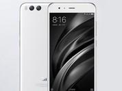 Xiaomi Mi 6 màu trắng đã có mặt trên thị trường